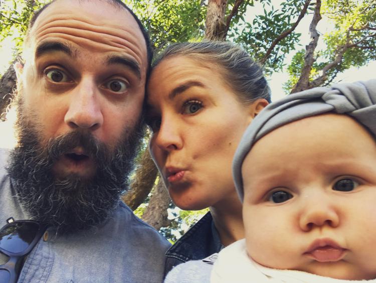 Vegan Baby Vegan Family Woolhara Bondi Selfies.jpg