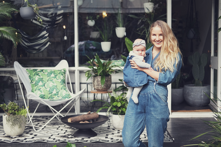 Vegan Baby Vegan Family Woolhara Bondi Twinning Mum & Baby.jpg