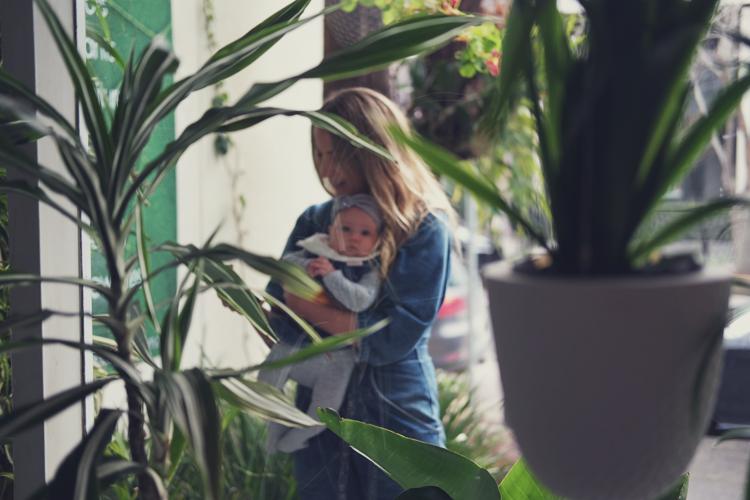 Vegan Baby Vegan Family Woollahra Bondi Twinning Mum & Baby.jpg