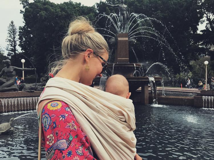 Vegan Mum Vegan Baby Babywearing Sydney.jpg