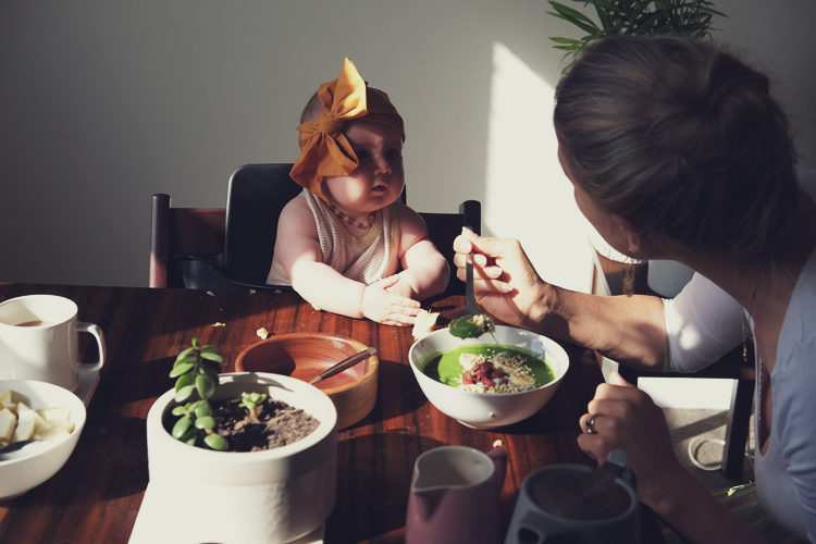 vegan baby introducing solids plant-based family sydney.jpg