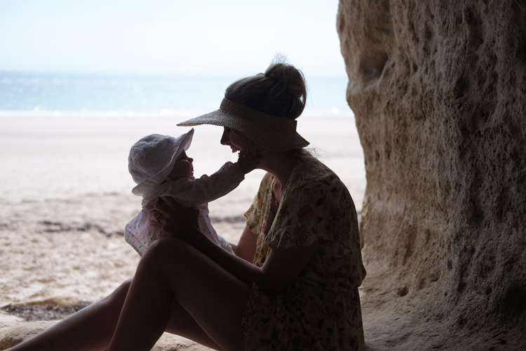 vegan mum vegan baby beach greenliving family sydney.jpg