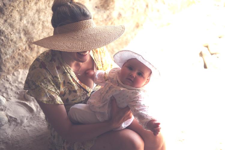 vegan mum vegan baby breastfeeding beach.jpg