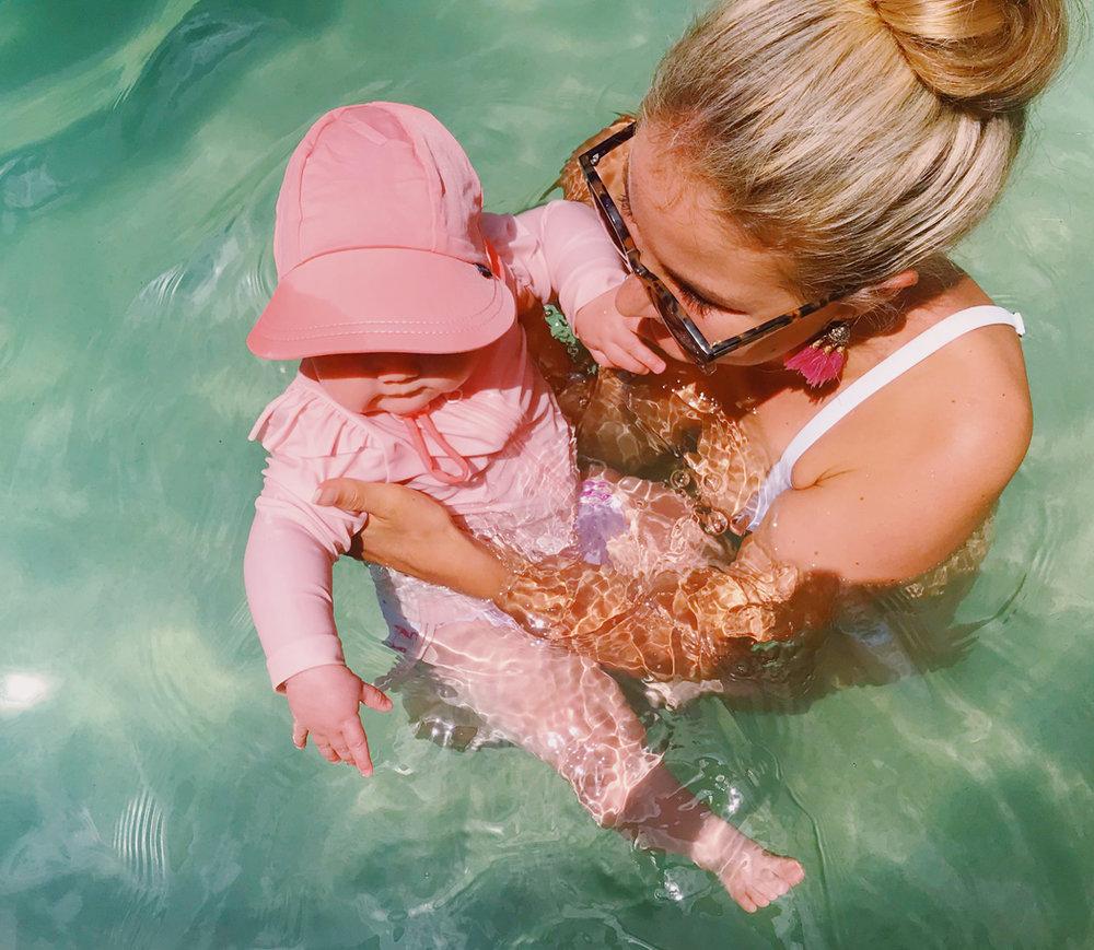 vegan mum vegan baby sydney swimmingpool 01.jpg