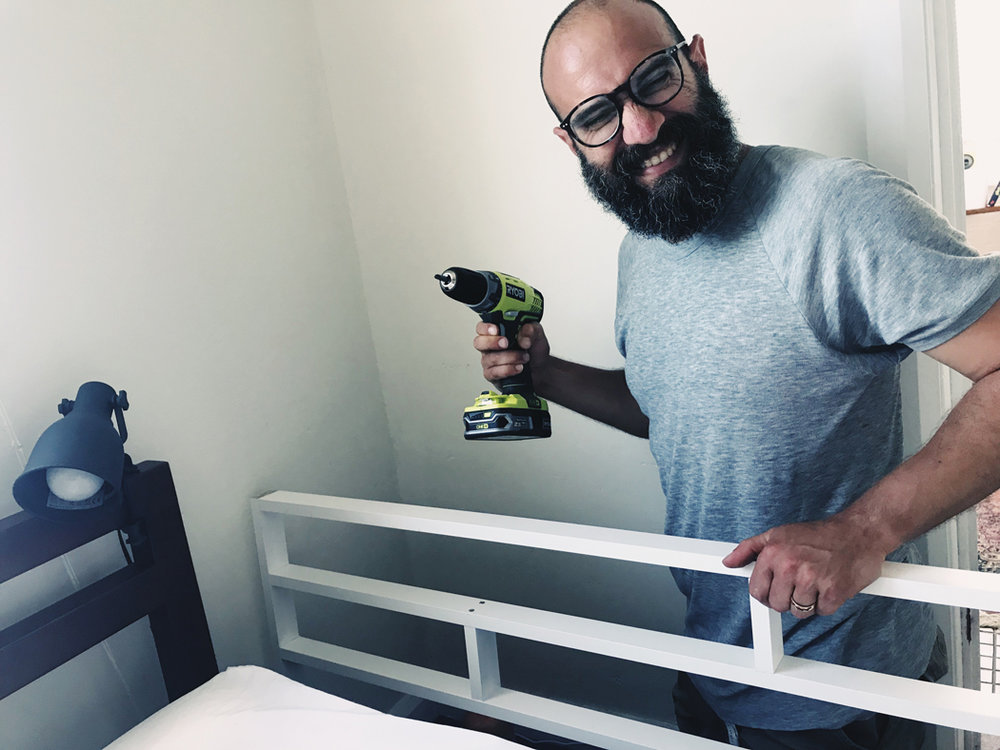 family bed cosleeping guard rail DIY 01.jpg