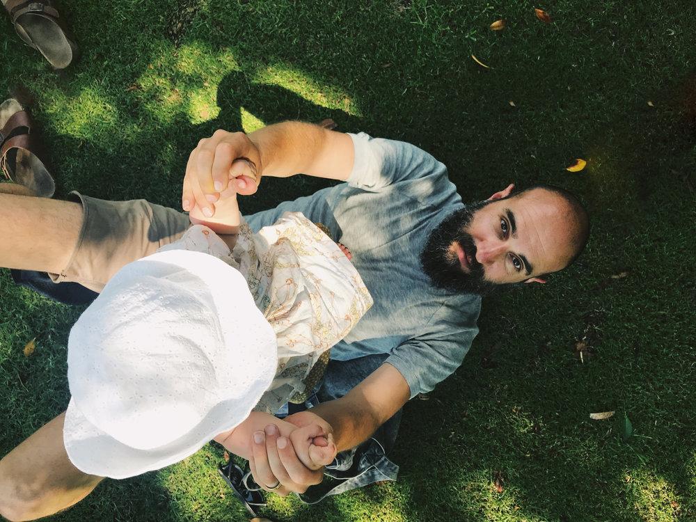 Vegan Baby Vegan Dad Rose Bay.jpg