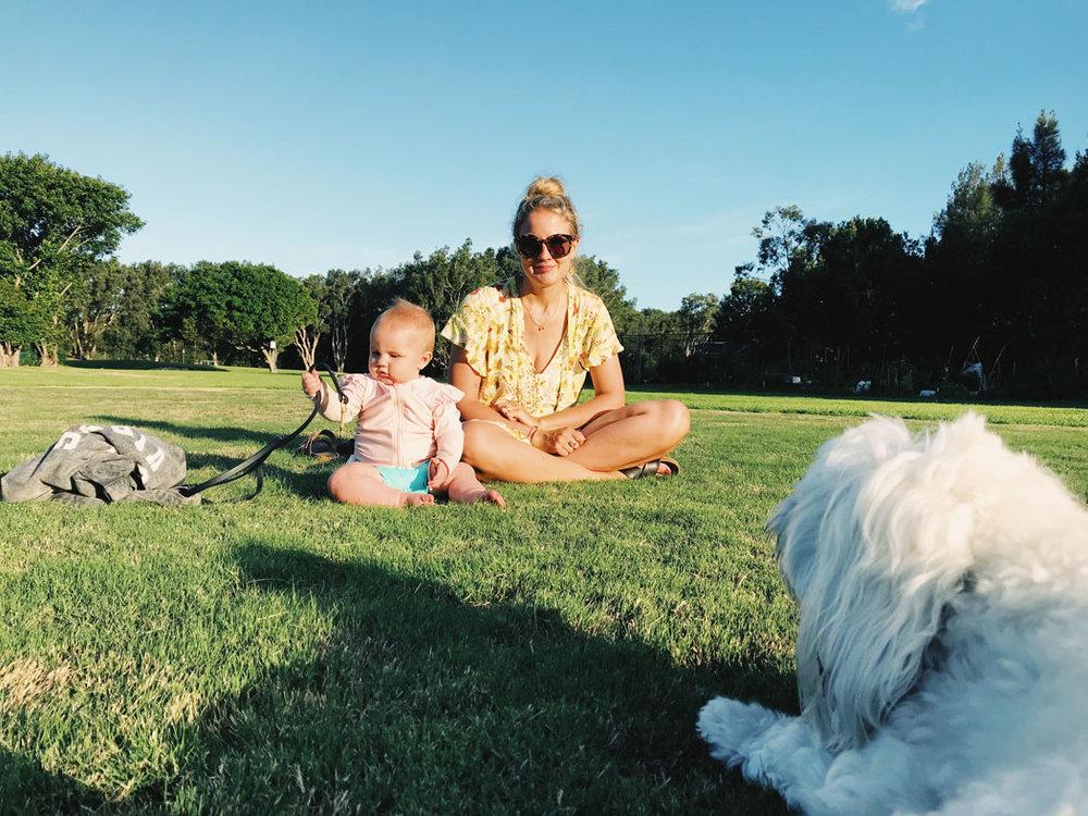 vegan baby family sydney 9 months old.jpg