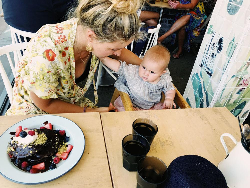 Vegan mum vegan baby sydney vegan pancakes 002.jpg