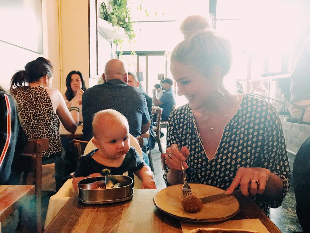 vegan baby vegan mum gigis pizzeria sydney 11.jpg