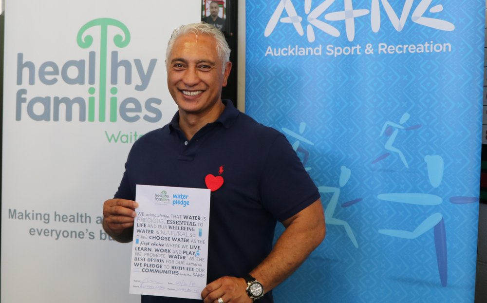 Hon Alfred Ngaro National List MP based in Te Atatu      Alfred Ngaros website