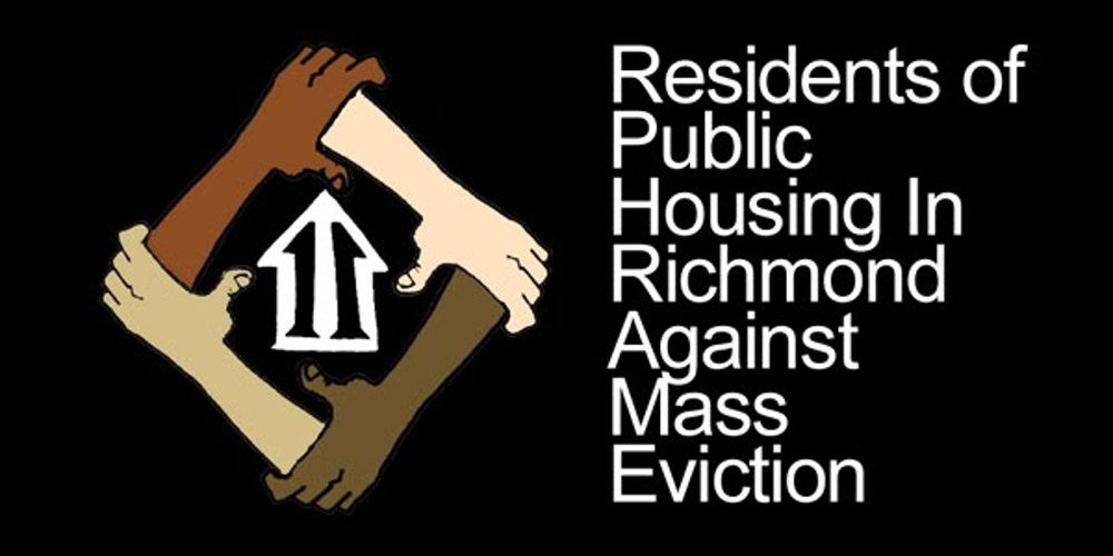 Residents of Public Housing in Richmond Against Mass Eviction (REPHRAME) -