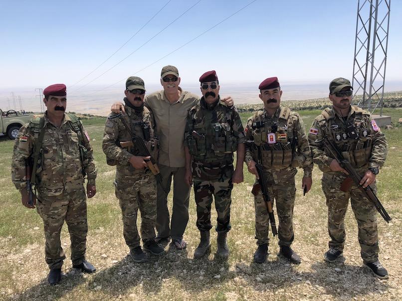 Sinjar Yazidi Commandos