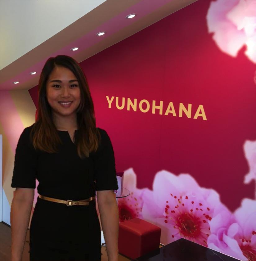 Sterwina Kho, Managing Director of Yunohana Wellness