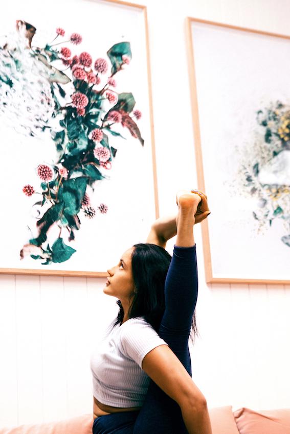 yoga teacher training jessie fenech