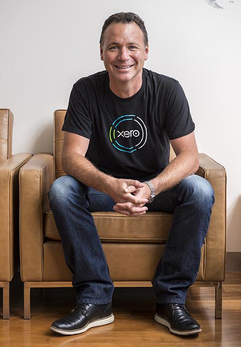 Trent Innes, Managing Director Australia, Xero