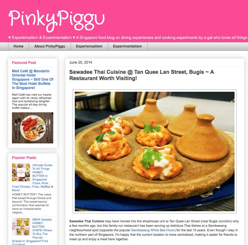 pinky piggu Sawadee thai Cuisine.png