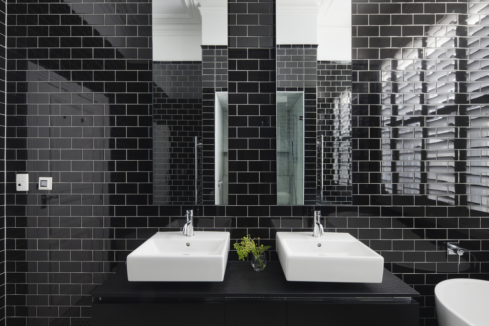 Bathroom transformed - Albert Park home