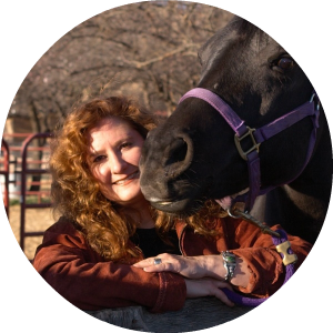 Linda Kohanov, Founder / Director of The Eponaquest Worldwide. Linda is an internationally-recognized author, speaker, riding instructor, and horse trainer.