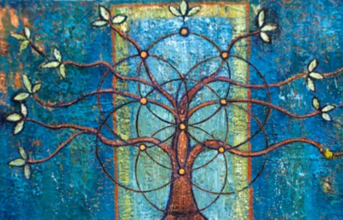 Tree of Life by Judith Shaw