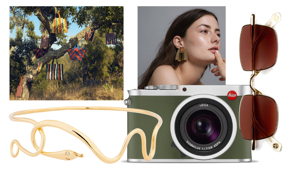 Dernières nouveautés fashion Leica, Gas bijoux, Stouls,