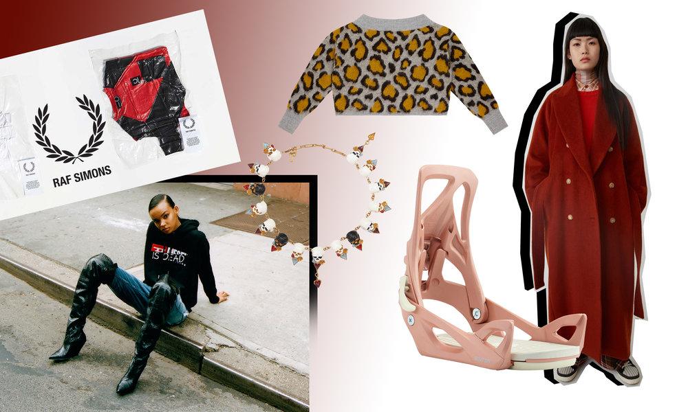 Dernières nouveautés fashion collection
