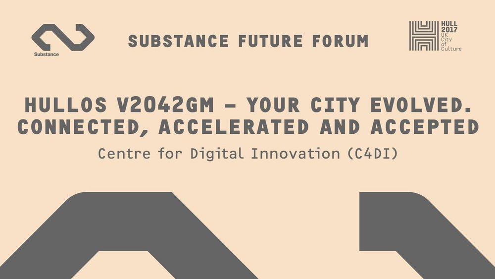 Substance Future Forum
