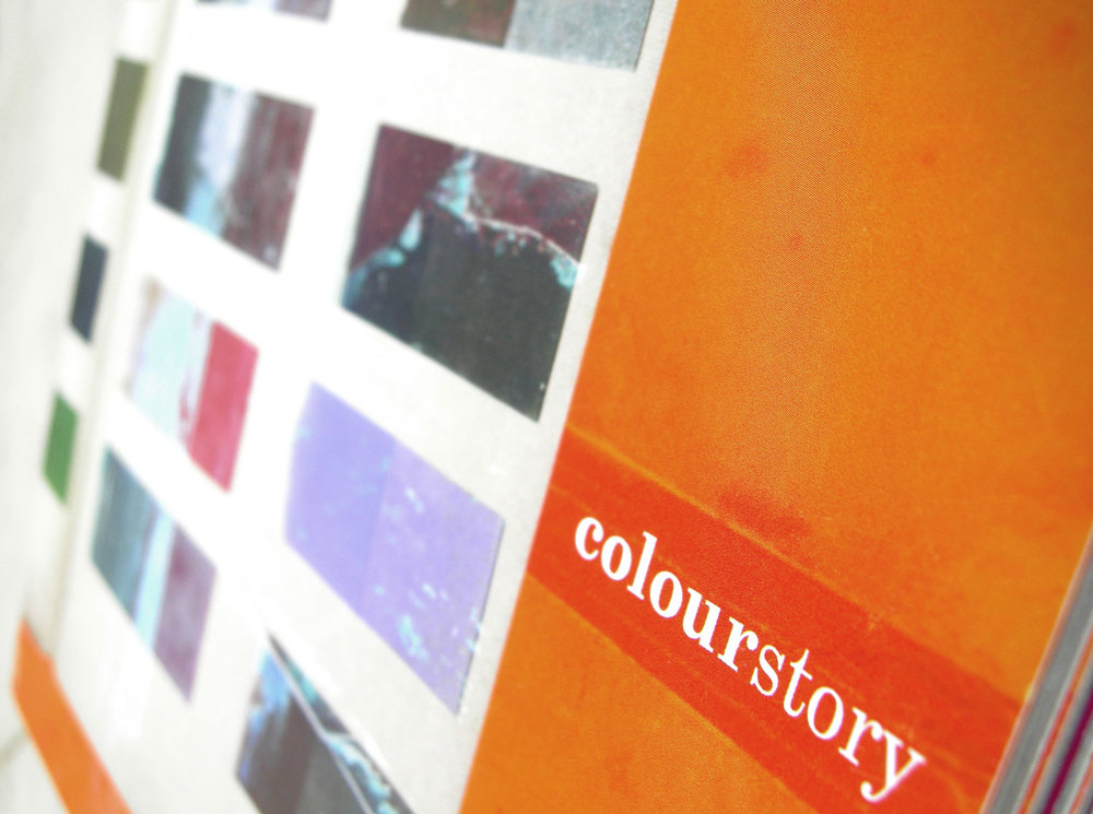 'ColourStory' conference Proceedings Cover