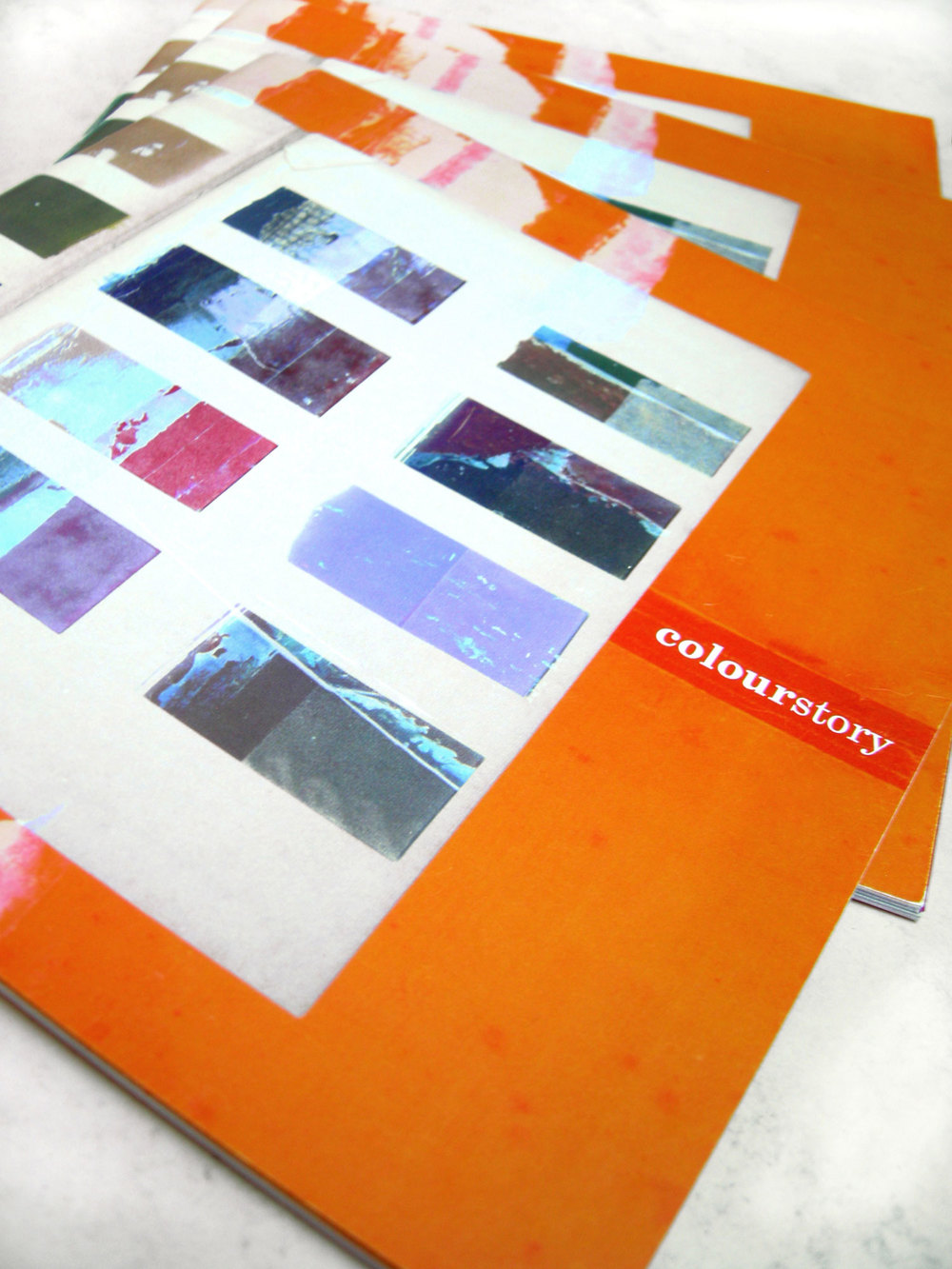 'ColourStory' Cover