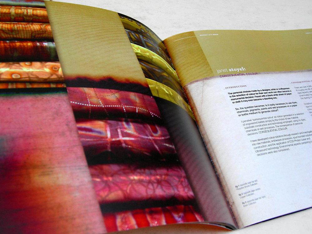 'ColourStory' Janet Stoyel Presentation