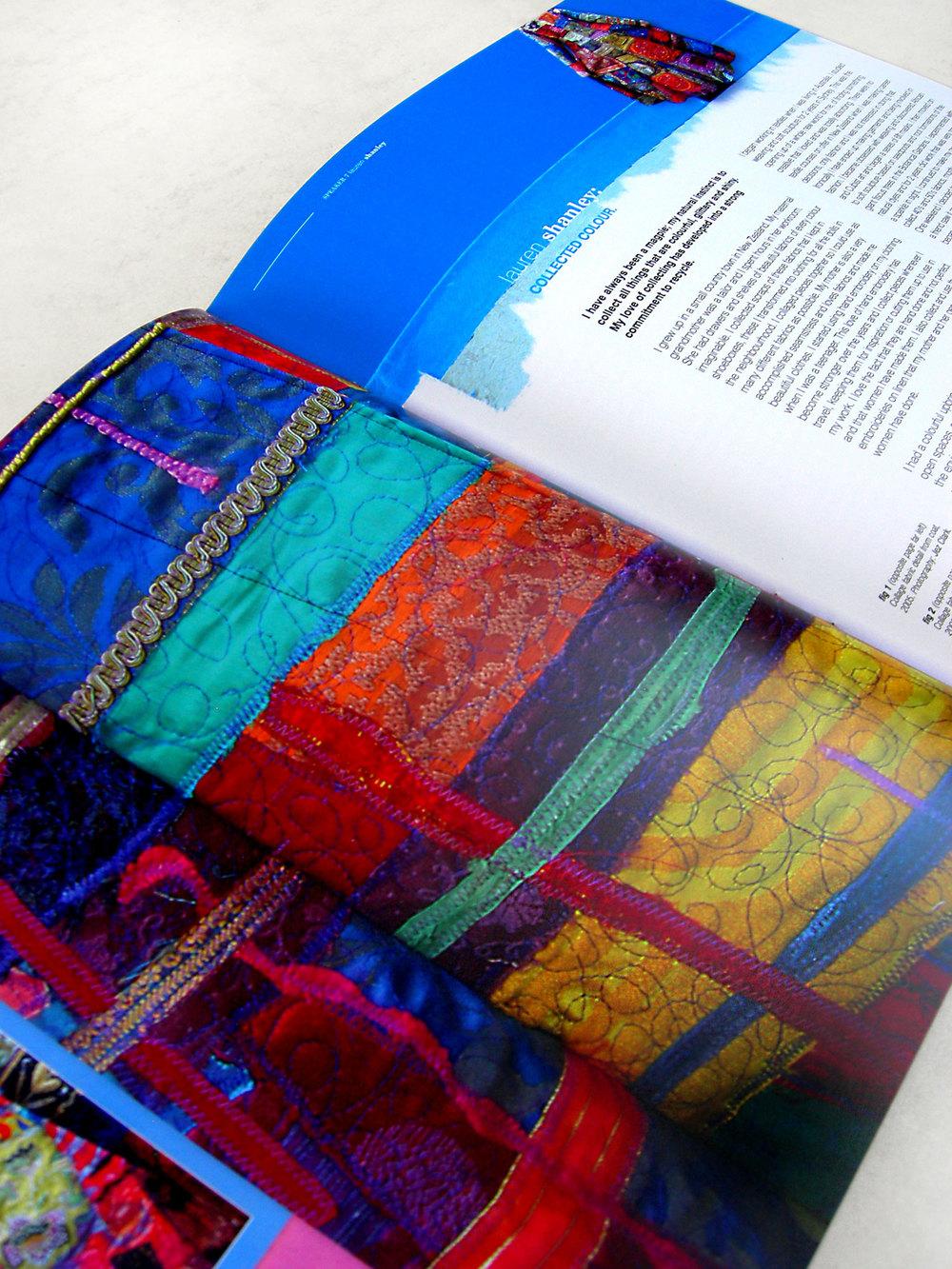 'ColourStory' Lauren Shanley Presentation