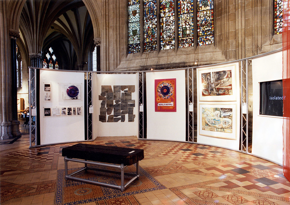 Mending the World Exhibition