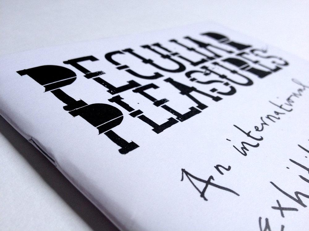 Peculiar Pleasures Exhibition Catalogue
