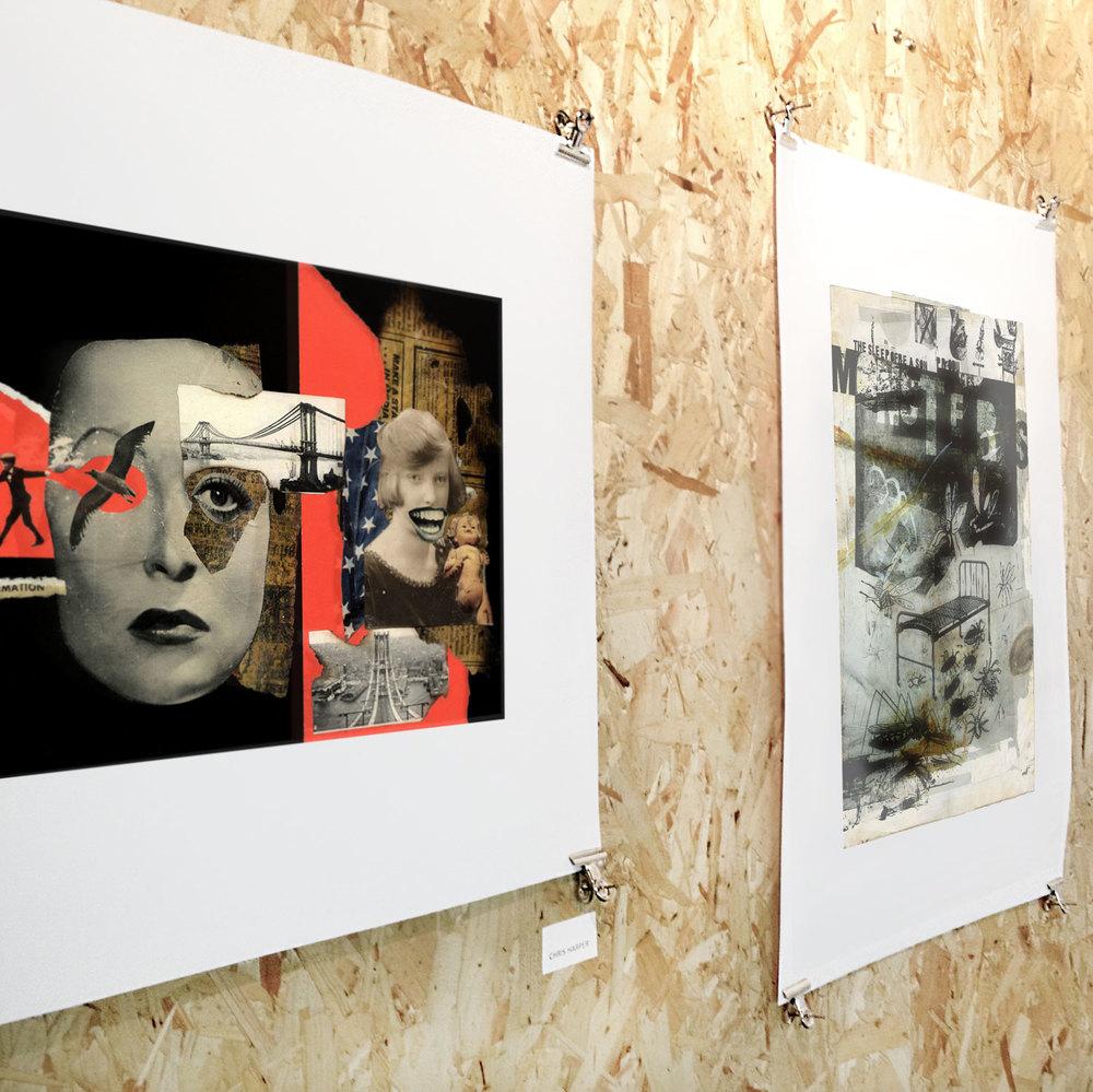 Juxtaposition Exhibition