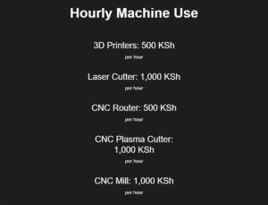 Machine Use