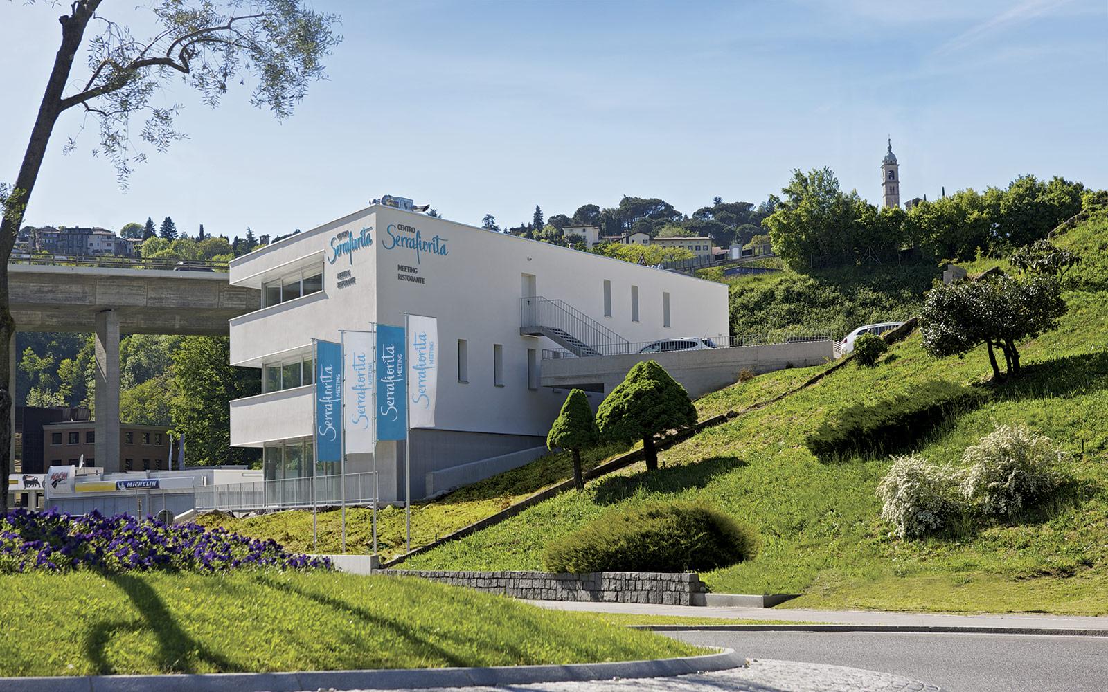 Centro Serrafiorita Meeting Lugano