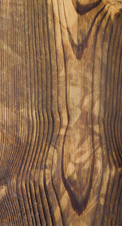 Stained Oak