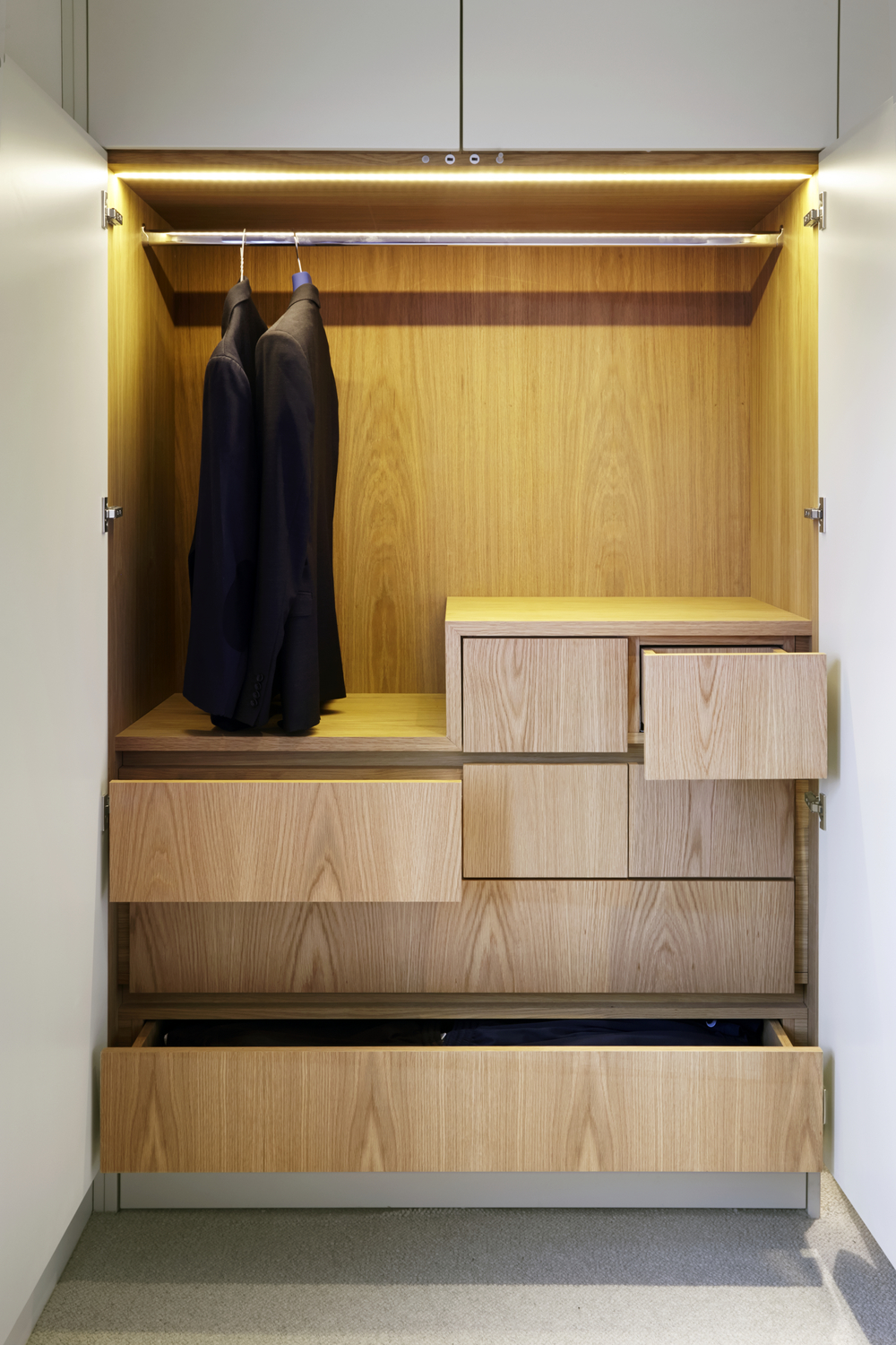 Bedroom Draw Unit - Photography - Jack Hobhouse
