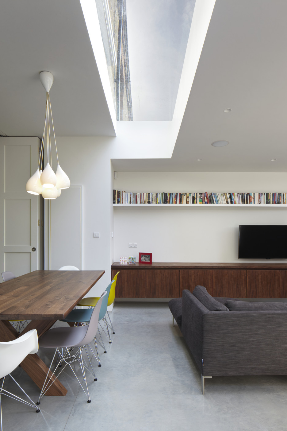 Media and Living Room Storage - Photography - Jack Hobhouse