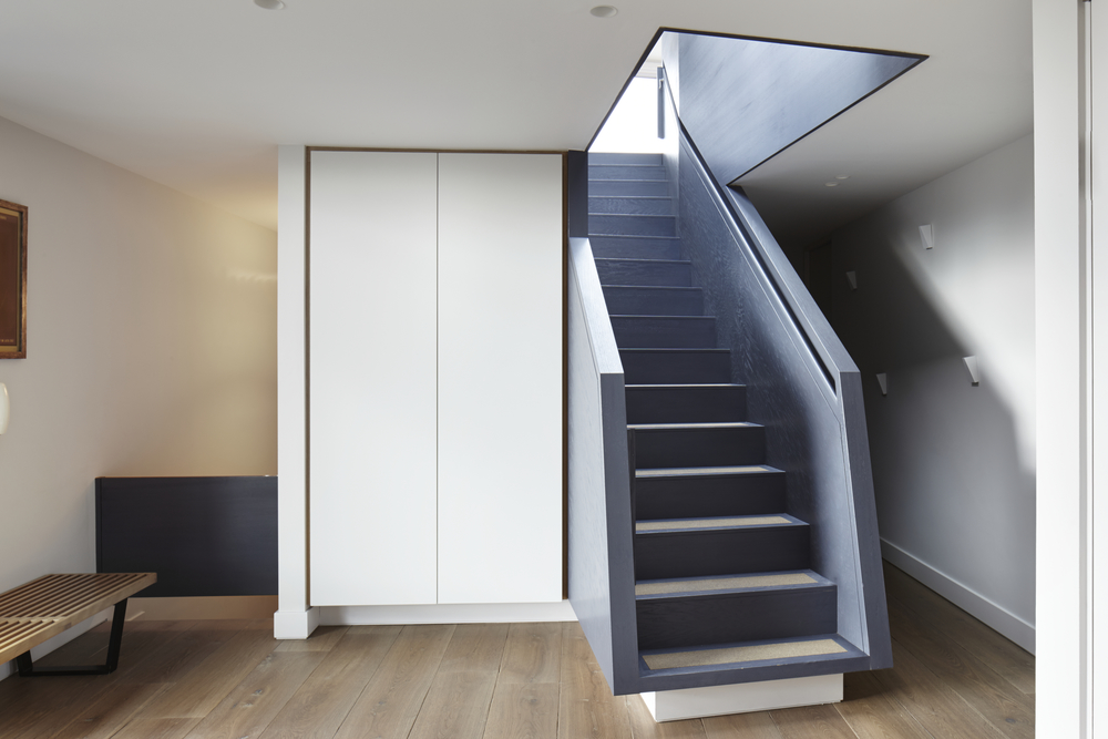Staircase and Storage - Photography - Jack Hobhouse