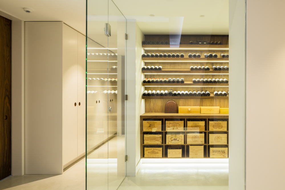 Wine Store - Photography - Jocelyn Low