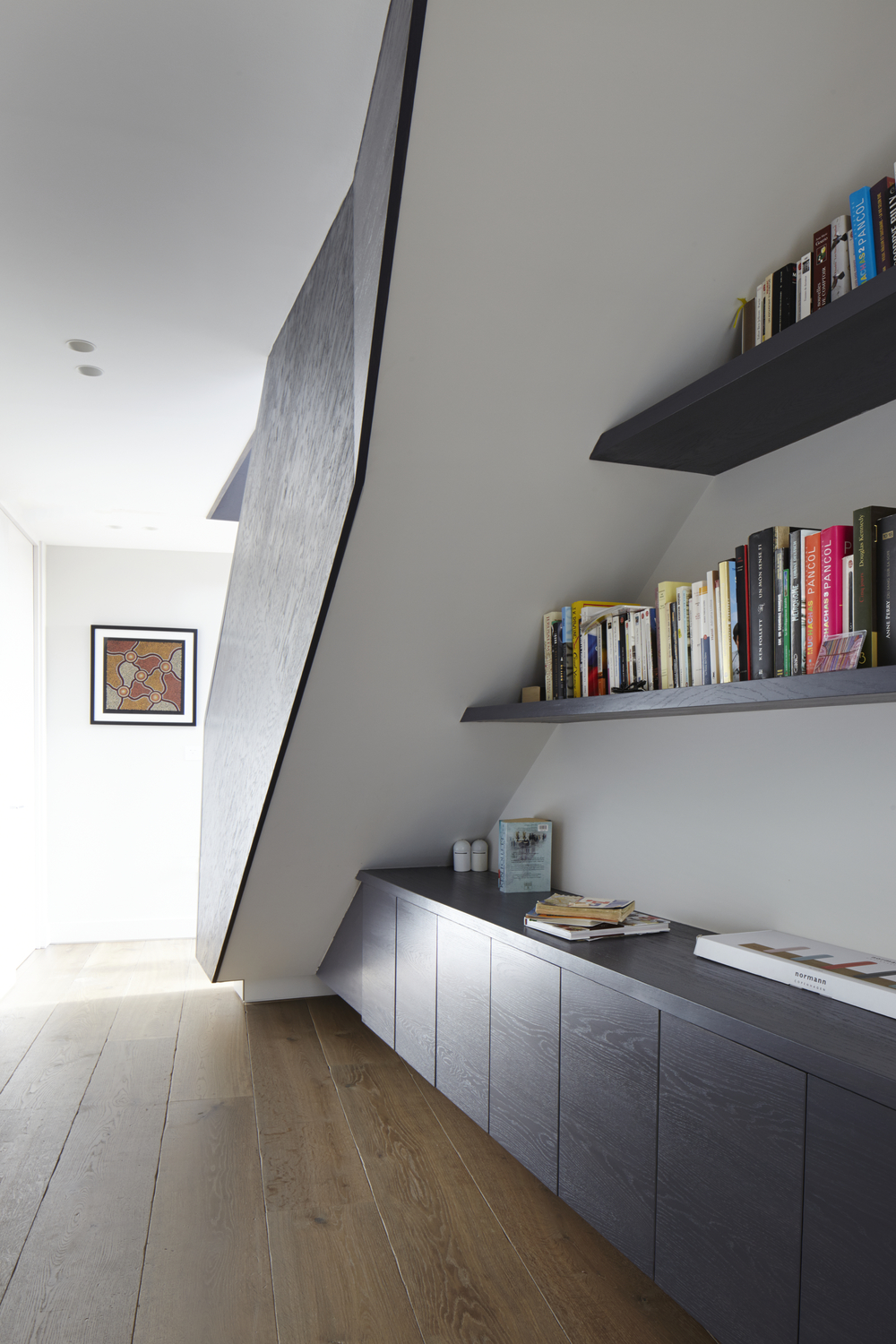Under Staircase Storage - Photography - Jack Hobhouse