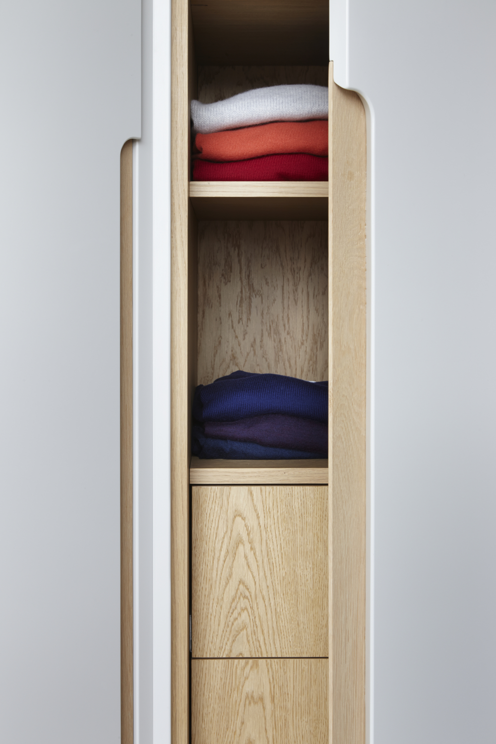 Dressing Room Storage - Photography - Jack Hobhouse