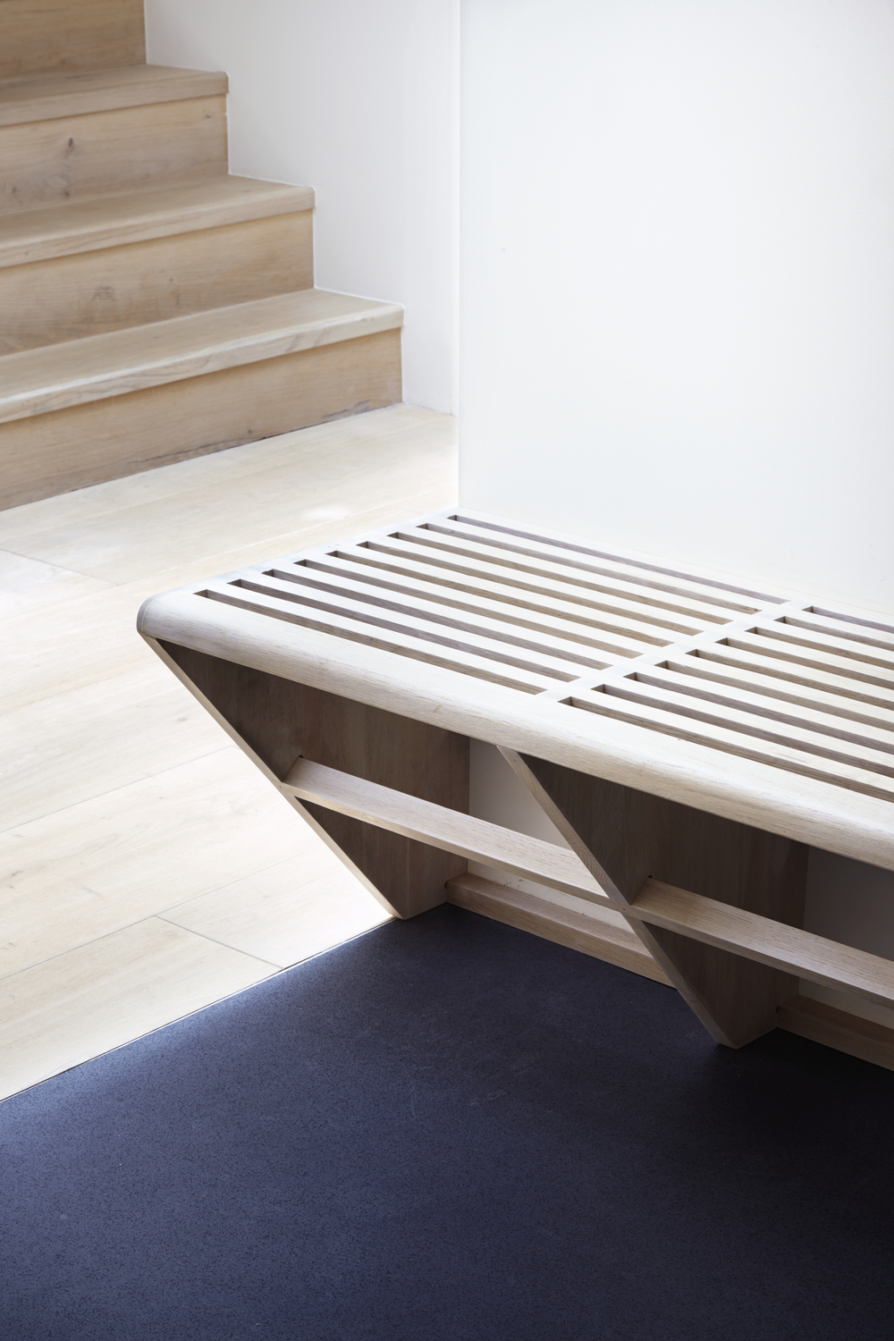 Bespoke Bench Unit - Photography - Jack Hobhouse