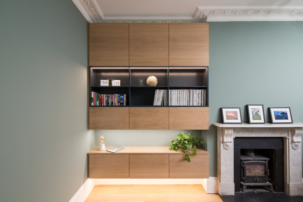 Shelving Unit - Photography - Adam Scott