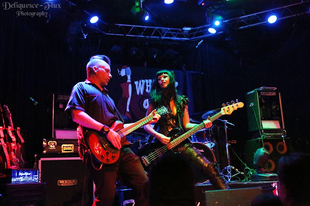 Die So Fluid play The Lexington, London on 11th November 2018