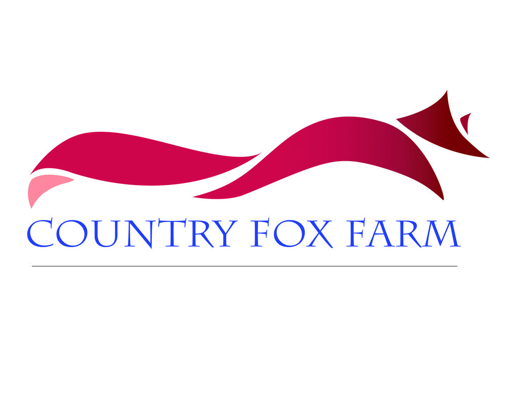 Country Fox Farm  Logo Commission
