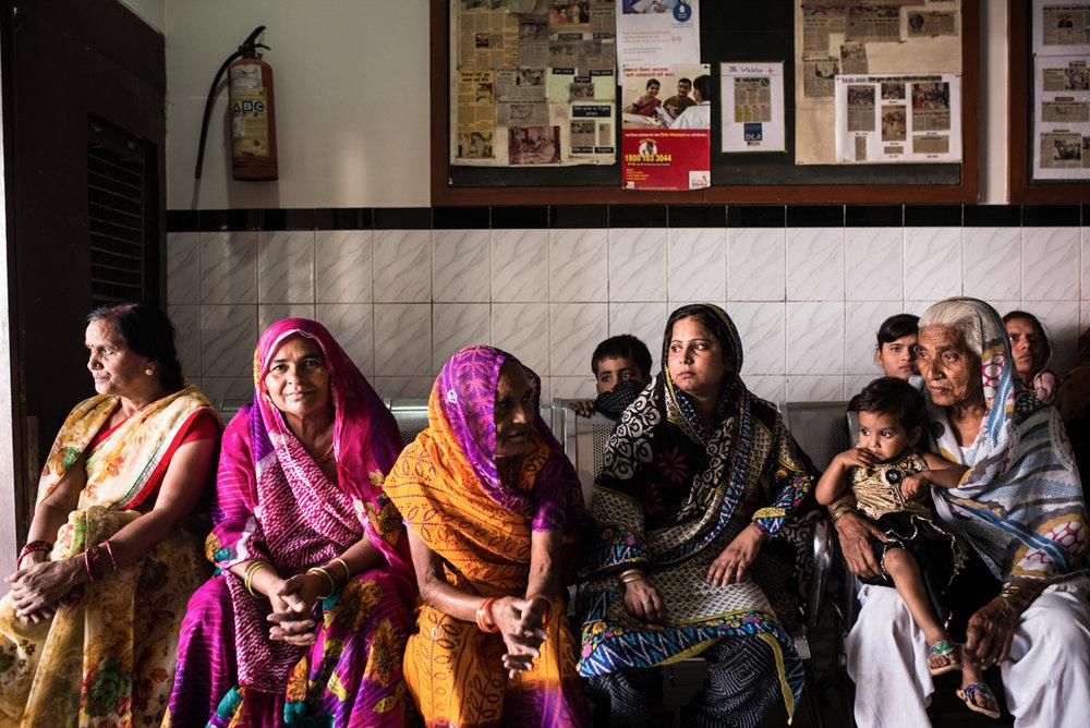 October, 2016.Navdeep Hospital & Research Centre, Agra, Uttar Pradesh, India.