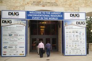 DUG Conference Entrance 2012