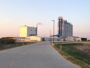 EOG Sand Receipt Facility Refugio TX