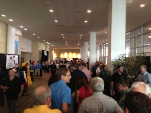S. TX Expo Event Registration Line